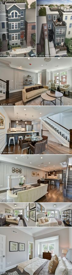 Friday Dream House: A Lovely Top-Floor Rowhouse Condo in Dupont   Listing We Love   Washingtonian