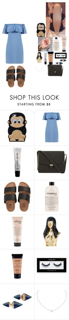 """~ church ~"" by foodislyfe ❤ liked on Polyvore featuring Warehouse, Bobbi Brown Cosmetics, Victoria Beckham, Billabong, philosophy, Nicki Minaj, NYX, Inglot, Vita Fede and Cartier"