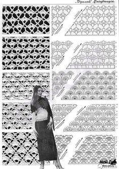 crochet lace poncho and cape   make handmade, crochet, craft