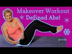 Makeover Workout ABS! Follow along with me in this 10 minute ab workout that goes with the other 3 Makeover workout videos!
