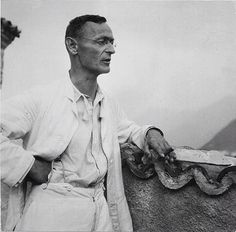 Hermann Hesse. I probably should have categorised this under 'heroes' rather than 'style', but this is very stylish.