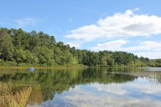 8. Nickerson State Park offers plenty of beautiful opportunities to get away from it all.