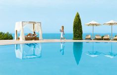 Ikos Olivia - Ikos Resorts Official Site - All Inclusive, 5 Star Hotels, Greece, Halkidiki. One of the bet holidays the reroom team have been on Greece Resorts, Greece Hotels, Inclusive Holidays, All Inclusive Resorts, Destinations, Thessaloniki, Luxury Travel, Luxury Hotels, 5 Star Hotels