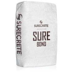 SureBond™ is a single component, just add water, the concrete bonding agent for cement-based overlay products. Developed to bond concrete patching overlays
