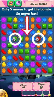Candy Crush Saga Cheats Level 110 - http://candycrushjunkie.com/candy-crush-saga-cheats-level-110/