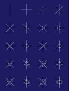 How to Draw Snowflakes Like a Professional - The White Corner Creative I always find the need to draw snowflakes sometime every Christmas - learn how to draw them like a pro and they'll always look great! Christmas Art, Winter Christmas, Christmas Decorations, Christmas Ornaments, Deco Table Noel, Winter Art, Chalkboard Art, Chalk Art, Art Lessons