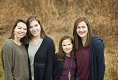 Rare Love Photography, Sisters, Family Session, Family Portraits, Central, PA photographers