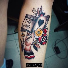 The End http://tattoos-ideas.net/the-end/