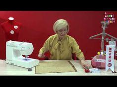 Kendi Modanı Yarat - Çuval Kumaştan Çanta Yapımı - YouTube
