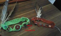 Indianer Kopfschmuck, meine Idee, meine Arbeit und mein Bild Kind, Crochet Necklace, Jewelry, Fashion, Native American Headdress, Tutorials, Photo Illustration, Moda, Jewlery