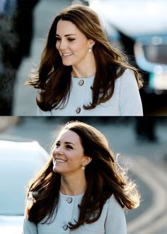 The Duchess of Cambridge attends a coffee morning at Family Friends in London today, 19 Jan 2015.