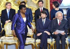 ITALY'S FIRST BLACK CABINET MINISTER