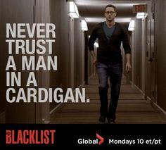 Good advice! #TheBlacklist