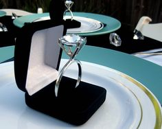 breakfast at tiffanys party favor