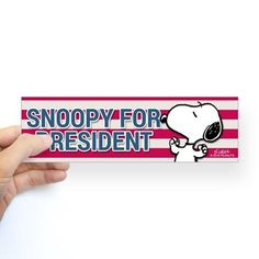 e3d0664bc Peanuts Snoopy For President CafePress Pullover Hoodie