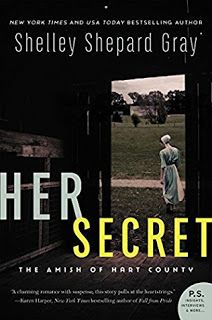 *Her Secret by Shelley Shepard Gray The first book in the Amish of Hart County series