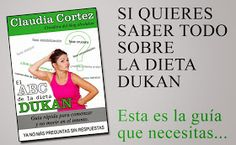 libro El ABC de la Dieta Dukan Cocina Light, Dukan Diet, I Foods, Blog, Queso, Fondue, Goal, Healthy Dieting, No Yeast Bread
