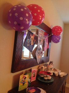 Beanie boo birthday