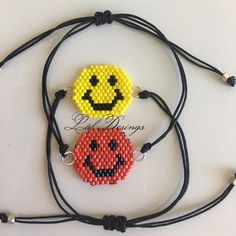 Emojilerr bileklik oldu#payote#miyukikolye #miyukiboncukdokuma #bead #laldesigns #beads#miyukibeads#miyukibileklik#miyuki #miyukikolye#miyukibroş#miyukiküpe#miyukiyıldız#10marifet#istanbul#kuveyt#baku#turkiye #elemeği #evdeniş Loom Beading, Beading Patterns, Perler Beads, Beaded Earrings, Seed Beads, Jewelry Bracelets, Crochet Necklace, Creations, Line Design