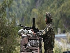 Pakistan Army on Thursday resorted to unprovoked and indiscriminate firing of small arms along the LoC in Krishna Ghati Sector of Jammu and Kashmir.