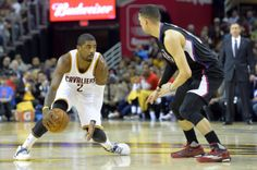 Cleveland Cavs' Kyrie Irving doesn't believe... #ClevelandCavaliers: Cleveland Cavs' Kyrie Irving doesn't believe he's… #ClevelandCavaliers