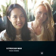 Productive Business lunch with talented and incredible chemist Vivian-founder of Vitruvian Man, exclusive organic cosmetics for men dreamt in Italy and Made in Germany 😍!  Coming soon in US! #men #organic #cosmetics #professional #germany🇩🇪 #italy🇮🇹  #us👭  #eve #vetruvianman #sushiroku #spa #salons