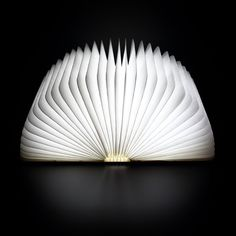 Amazon.com: FINGER LOVE® Warm White LED Folding Book Lamp – Incl Silicone Phone Holder Stand! Deluxe Edition: Home Improvement