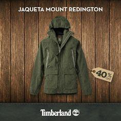 A jaqueta Mount Redington está com um descontão na nossa #Sale e além de um preço camarada, ela tem estilo de sobra e é Waterproof. Encontre a sua na loja mais próxima e aproveite um café ou cappuccino por conta da #Timberland_br.