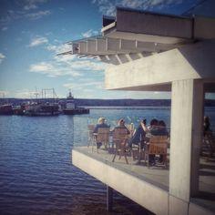 Piano Paviljonki ☆ Lahti harbour