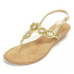 #summerlook #sandals #fashionista Rialto Shoes Geneva Gold Sandal Rialto https://www.rialtoshoes.com/rialto-by-white-mountain-shoes-shop-all-styles/rialto-by-white-mountain-shoes-wedges-and-sandals.html?p=3