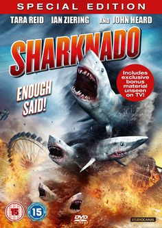 Sharknado Feature – Apocalyptic Disaster Films