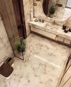 Dream Bathrooms, Beautiful Bathrooms, Modern Bathroom, Small Bathroom, Master Bathrooms, Bathroom Mirrors, Bathroom Cabinets, Luxurious Bathrooms, Master Baths