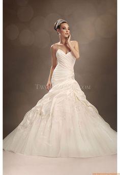 Robe de mariée Sophia Tolli Y11311 - Chariot 2013