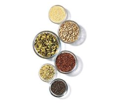 From chia seeds to flaxseeds, these little wonders are a great nutritional boost.