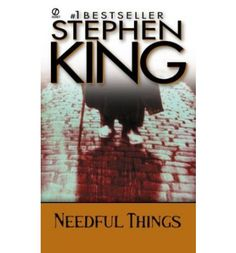 Needful Things: Stephen King