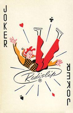 Redislip Joker Playing Card Joker Playing Card, Joker Card, Unique Playing Cards, Vintage Playing Cards, Game Card Design, Jokers Wild, Trump Card, French Flowers, Football Cards