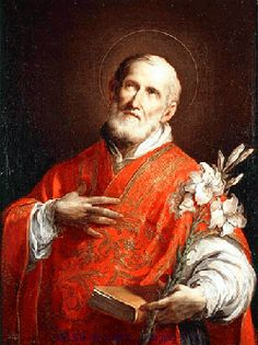 The true way to advance in virtue and give satisfaction is a holy cheerfulness. The cheerful are much easier to guide in the spiritual life than the melancholy. Excessive sadness seldom springs from any other source than pride.      -St. Philip Neri