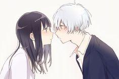 Anime Cupples, Anime Base, Kawaii Anime, Anime Couples Drawings, Anime Couples Manga, Couple Drawings, Anime Crying, Cute Anime Coupes, Pretty Anime Girl