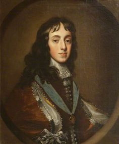 James Scott (1649–1685), Duke of Monmouth and Buccleuch, as a Boy by British/English school