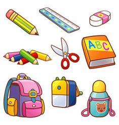 back to school illustration Body Preschool, Free Preschool, Preschool Activities, Classroom Charts, Classroom Labels, Quiet Book Templates, Kawaii Doodles, School Sets, Art Plastique