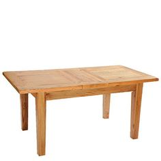 The Kimberley Extending Dining Table - Oak Dining Room Tables