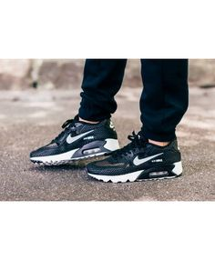 best sneakers 8253f 741e5 Cheap Nike Air Max 90 Ultra Breeze Black Wolf Grey Sale Air Max 90 Premium,