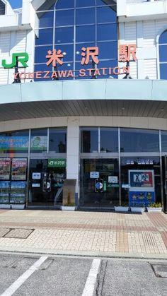 Yonezawa Station