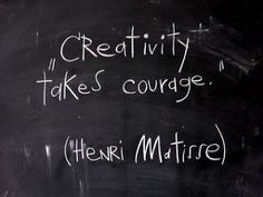 In the words of the great Henri Matisse. Motivacional Quotes, Quotable Quotes, Words Quotes, Great Quotes, Quotes To Live By, Inspirational Quotes, Famous Quotes, Art Sayings, Spirit Quotes