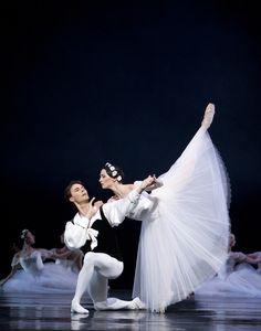 Jozef Varga and Anna Tsygankova in Les Sylphides (Dutch National Ballet) Ballet Music, Ballet Dancers, Ballet Cupcakes, Ballet Pictures, Dance Pictures, Sleeping Beauty Ballet, Swan Lake Ballet, La Bayadere, Collages