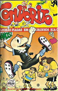 Condorito numero 3 - Novembro 1991 Editora Maltese