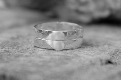 Couples Rings Matching Wedding Bands Puzzle by galwaydesigns