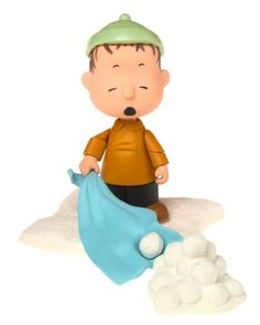 Amazon.com : Linus Van Pelt Action Figure Charlie Brown Christmas from Peanuts : Peanuts Figurines : Toys & Games