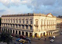 Hotel Parque Central entre Prado y Neptuno, La Habana, Cuba.