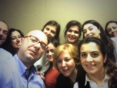 Selfie from #Migros #Parakende #Akedemi si  teşekkürler @Ufuk Tarhan pic.twitter.com/Idw4S5GmUw